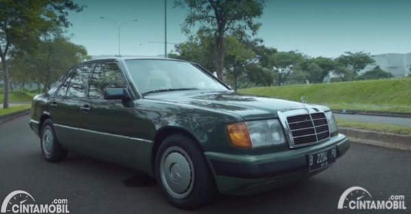 Mercedes-Benz Boxer W124