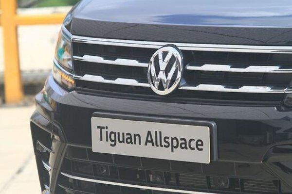 Gambar VW Tiguan Allspace