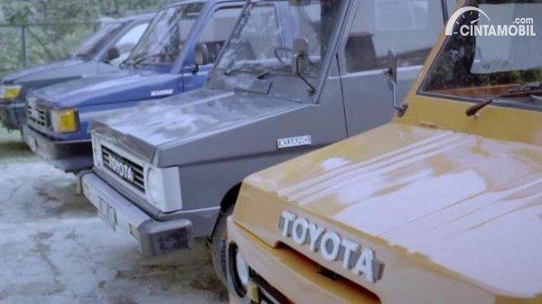 Gambar Toyota Kijang