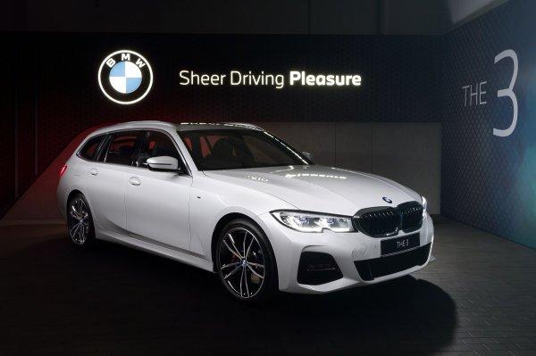 BMW Seri 3 Touring 2021