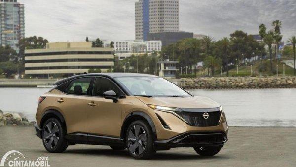 Gambar Nissan Ariya