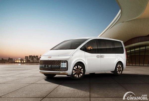 Gambar Hyundai Staria