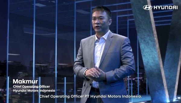 Gambar Peluncuran Hyundai Staria