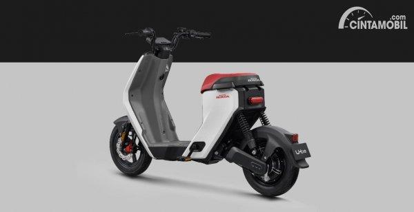 Honda U-BE yang dipasarkan di China