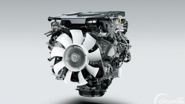 gambar mesin V6