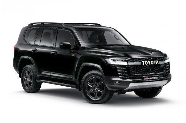 Toyota Land Cruiser GR Sport 2021