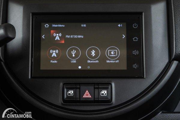 Audio Suzuki S-Presso