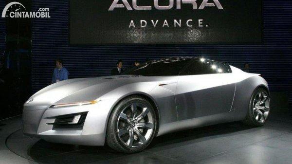 Gambar Advanced Sports Car Concept