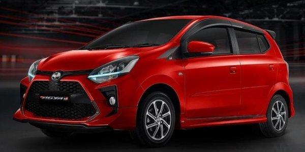 Gambar Toyota Agya GR Sport