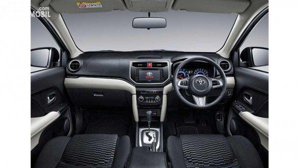 Interior Toyota Rush TRD