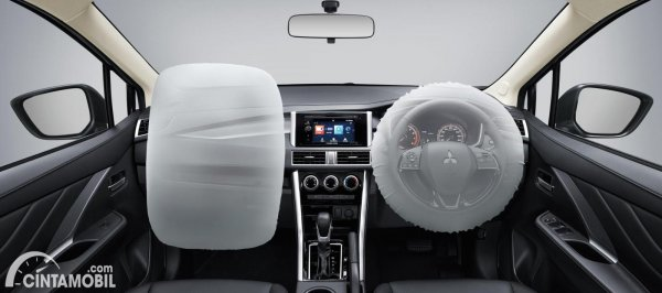 Xpander airbags