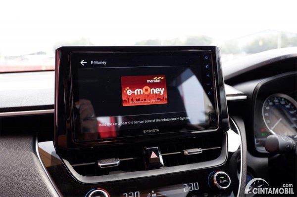 Gambar NFC Corolla Cross Hybrid