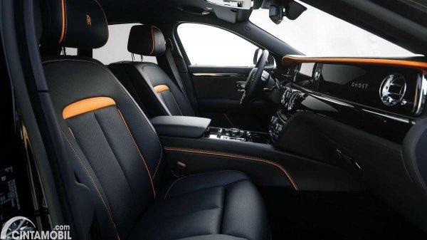 Gambar Interior Rolls-Royce Ghost