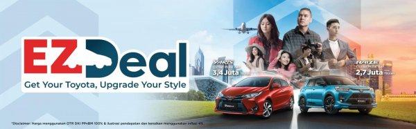 Toyota EZDeal