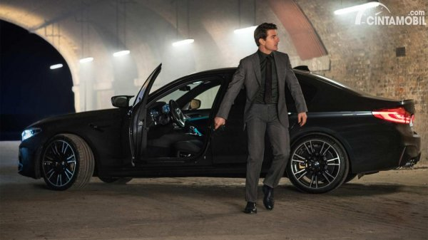 BMW M5 dalam Mission: Impossible Fallout