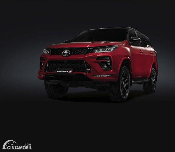 Gambar Toyota Fortuner GR Sport Thailand