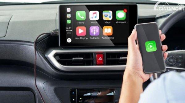 Gambar Apple Car Play