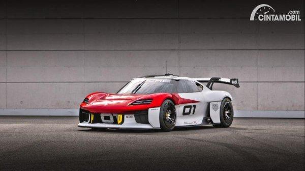 Gambar Porsche Mission R