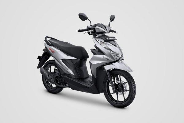 Gambar menunjukan Honda Beat