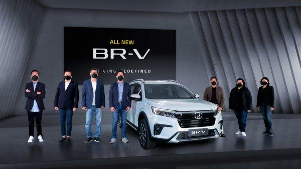 Gambar All New BR-V