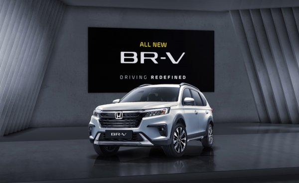 Gambar All-New Honda BR-V