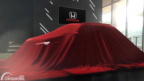 Gambar Honda Mobilio Baru