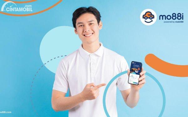 aplikasi mo88i yang baru saja diluncurkan Mobil88