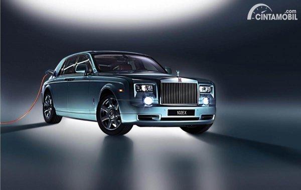 Gambar Rolls-Royce 102EX