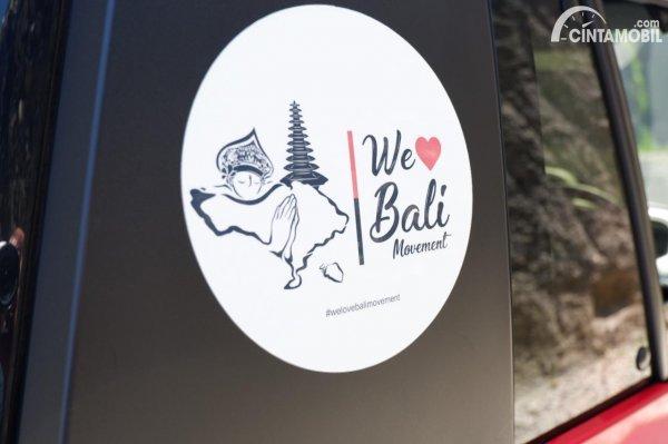 We Love Bali Movement Toyota